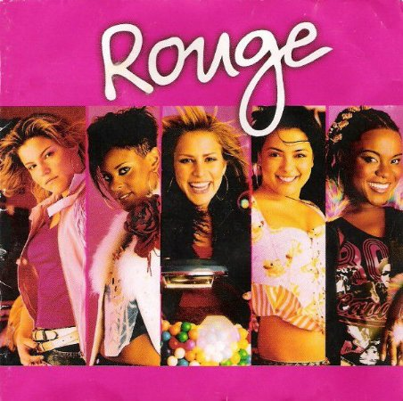 CD - Rouge – Rouge
