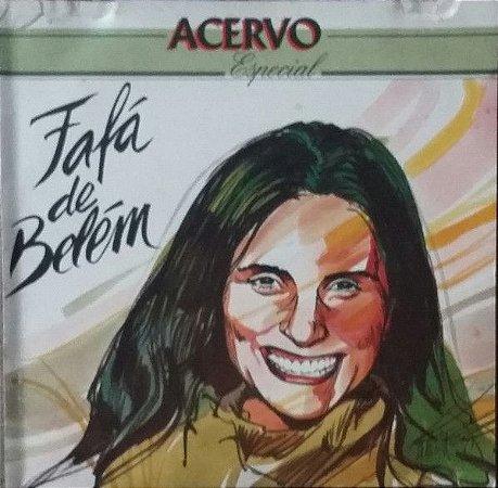 CD - Fafá De Belém – Fafá De Belém