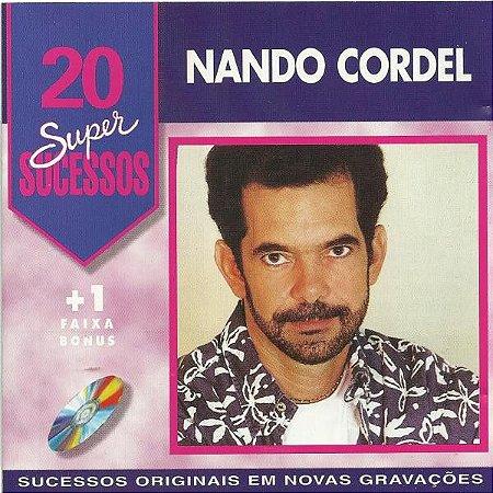 CD - Nando Cordel (Coleção 20 Super Sucessos)
