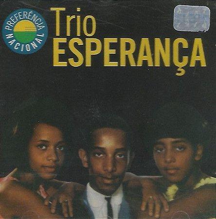 CD - Trio Esperança (Coleção Preferência Nacional)