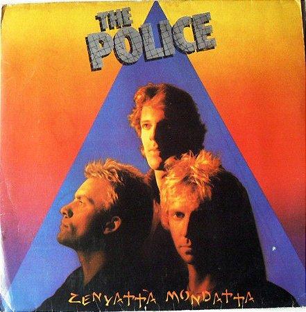 LP - The Police – Zenyatta Mondatta