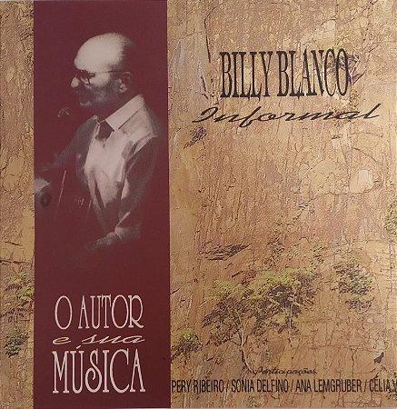 CD - Billy Blanco - O Autor e Sua Música