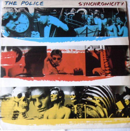 LP - The Police – Synchronicity