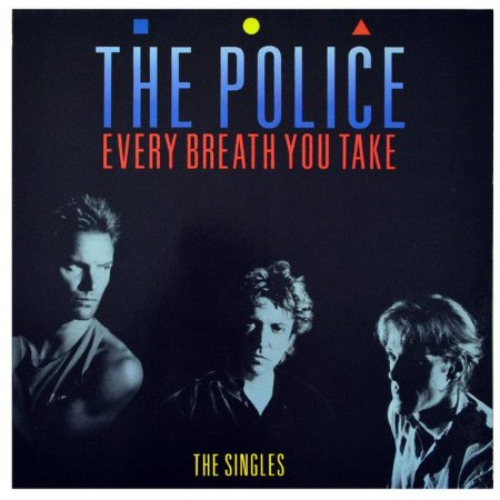LP - The Police – Every Breath You Take (The Singles)