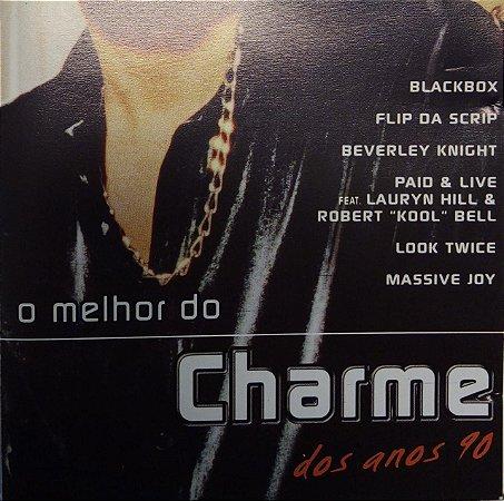 CD - O Melhor Do Charne dos Anos 90 (Vários Artistas)