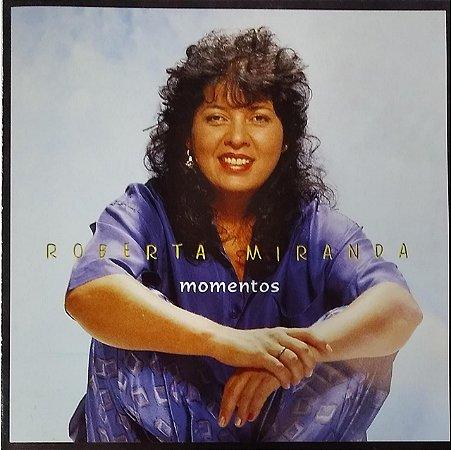 CD - Roberta Miranda - Momentos