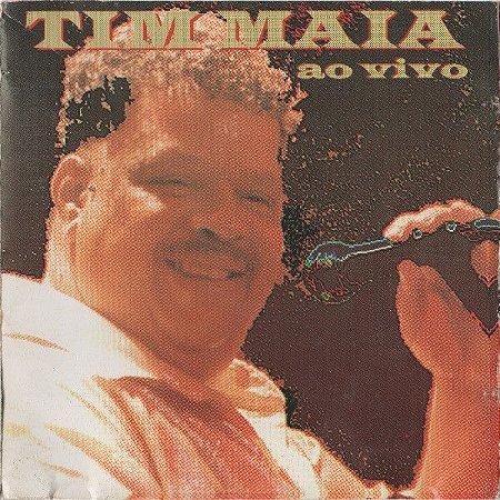 CD – Tim Maia Ao Vivo