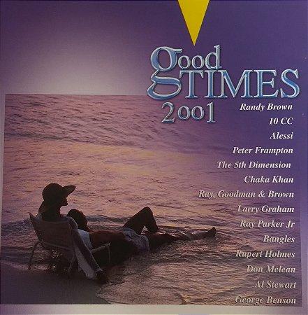 CD - Good Times 2001 (Vários Artistas)