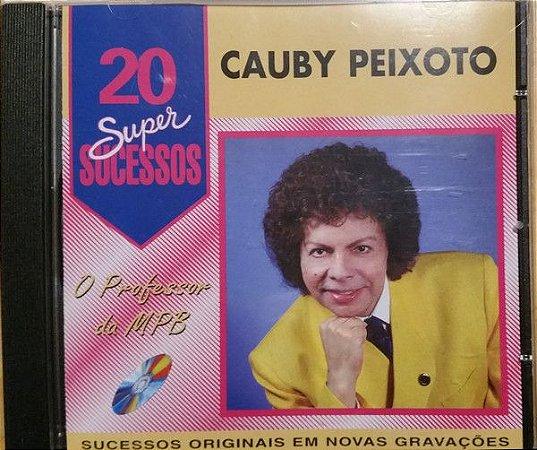 CD - Cauby Peixoto (Coleção 20 Super Sucessos)