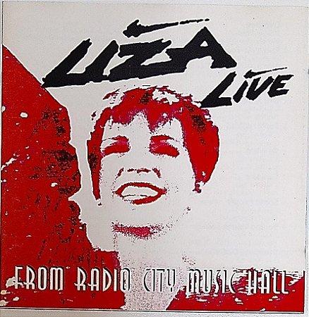 CD - Liza Minnelli – Live From Radio City Music Hall