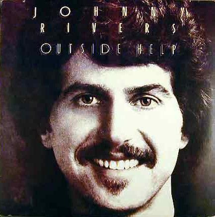 CD - Johnny Rivers – Outside Help