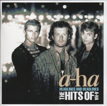 CD - A-HA – Headlines And Deadlines - The Hits Of A-Ha (Novo - Lacrado)