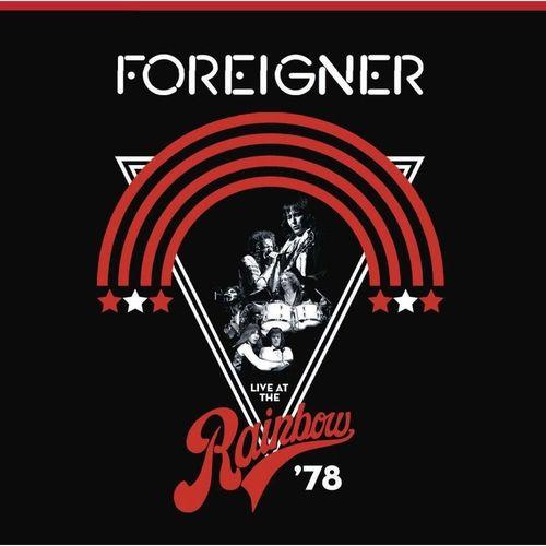 CD - Foreigner – Live At The Rainbow '78 (Novo - Lacrado)