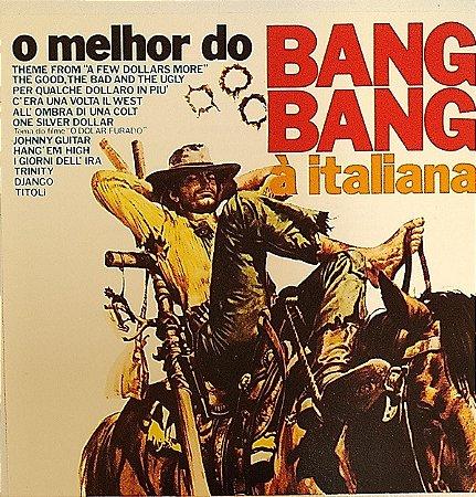 CD - O Melhor do Bang Bang À Italiana (Vários Artistas)