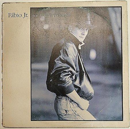 LP - Fábio Jr. – Sem Limites Pra Sonhar