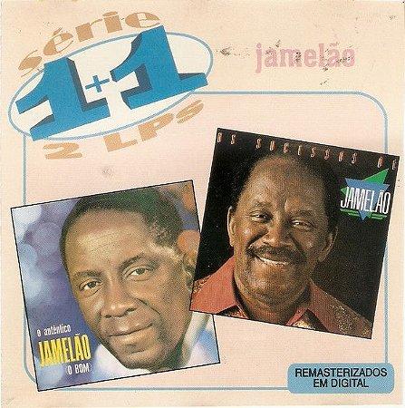 CD - Jamelão (Coleção Série 1+1 2 LPs)