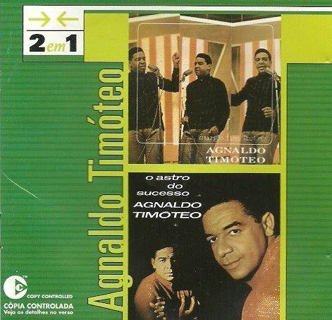 CD - Agnaldo Timóteo (Coleção 2 Em 1: Surge Um Astro & O Astro Do Sucesso)