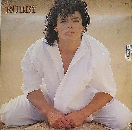 LP - Robby (1988) (Ex Menudo)