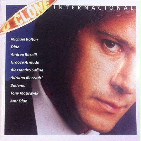 CD - O Clone Internacional (Novela Globo) (Vários Artistas)