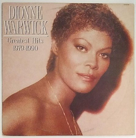 LP - Dionne Warwick – Greatest Hits 1979-1990