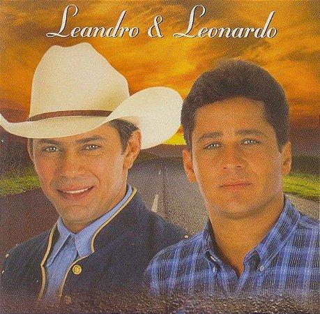 CD - Leandro & Leonardo – Um Sonhador