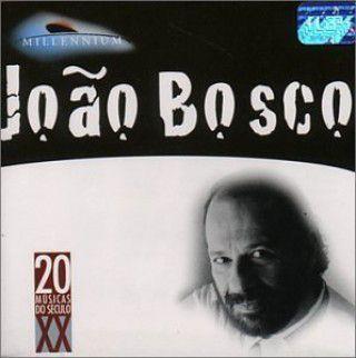 CD - João Bosco (Coleção Millennium - 20 Músicas Do Século XX)