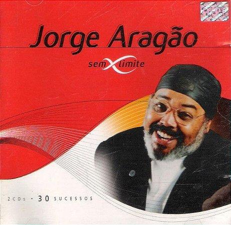 CD - Jorge Aragão (Coleção Sem Limite) DUPLO
