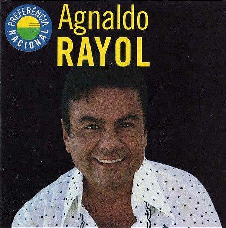CD - Agnaldo Rayol (Coleção Preferência Nacional)