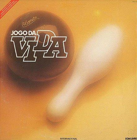 LP - Jogo Da Vida Internacional (Novela Globo) (Vários Artistas)