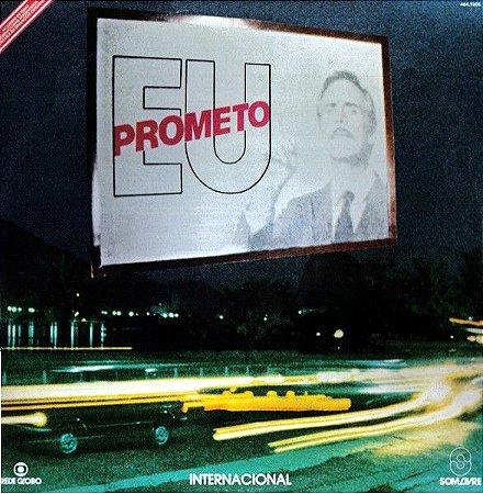 LP - Eu Prometo Internacional (Novela Globo) (Vários Artistas)