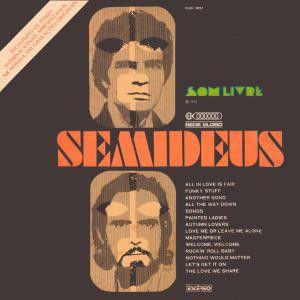 LP - O Semideus Internacional (Novela Globo) (Vários Artistas)