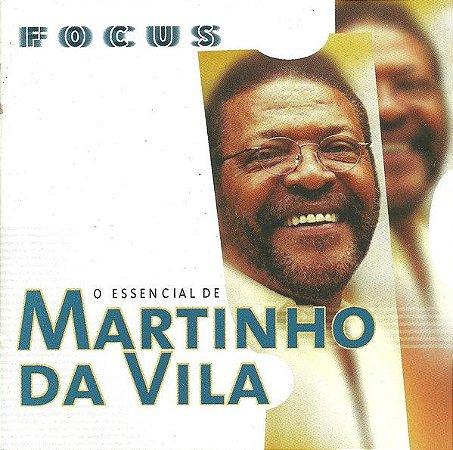 CD - Martinho Da Vila – Focus - O Essencial de Martinho Da Vila