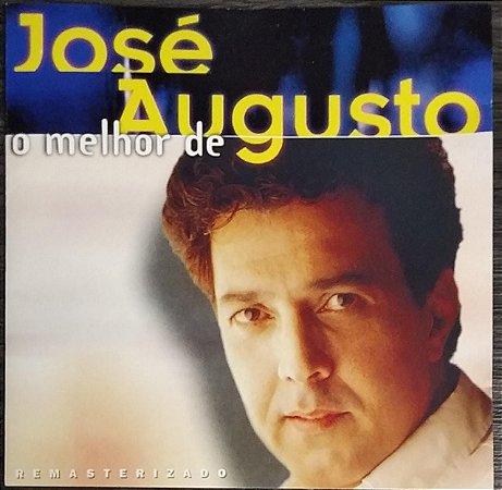 CD - José Augusto (Coleção O Melhor de)