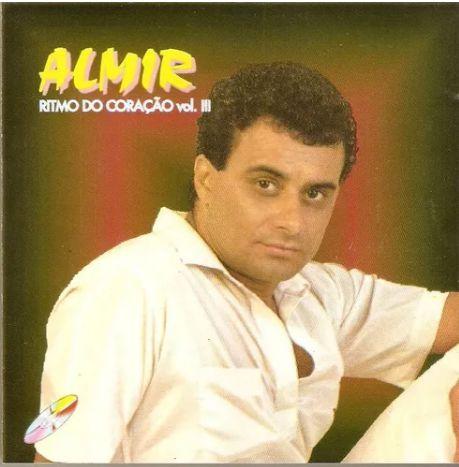 CD - Almir - Ritmo do coração vol. 3