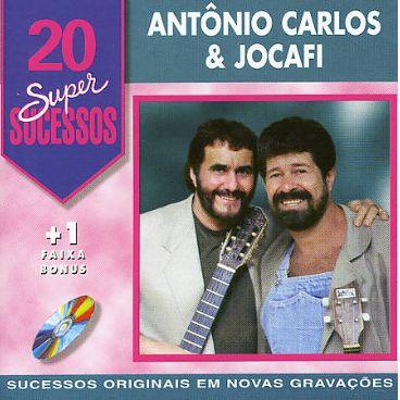 CD - ANTONIO CARLOS & JOCAFI (Coleção 20 Super Sucessos)