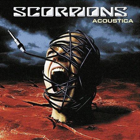 CD - Scorpions – Acoustica (Novo (Lacrado)