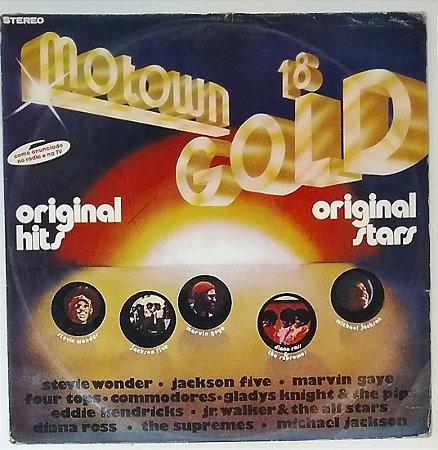 LP - Motown Gold (Vários Artistas)