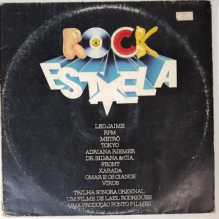 LP - Rock Estrela (Vários Artistas)