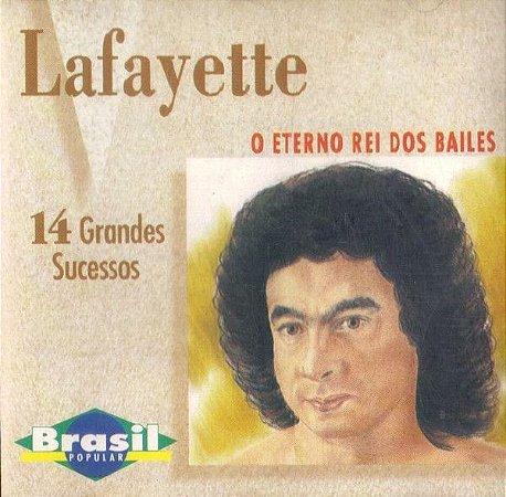 CD - Lafayette - 14 grandes sucessos (Coleção Brasil Popular)