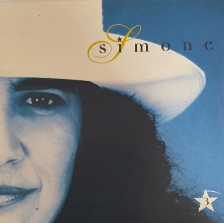 CD - Simone - Celebridades da MPB - 3