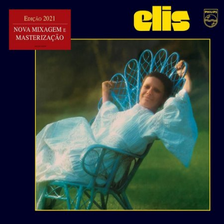 CD - Elis Regina - Elis 1972 (Edição 2021 - Nova Mixagem e Masterização) (Novo Lacrado)