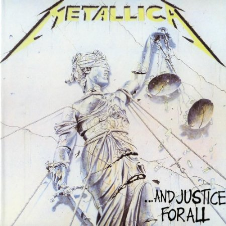 CD - METALLICA - And Justice For All (Novo Lacrado)