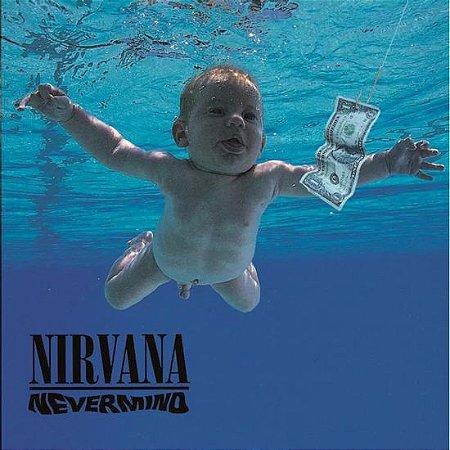 CD - Nirvana – Nevermind (Novo Lacrado)