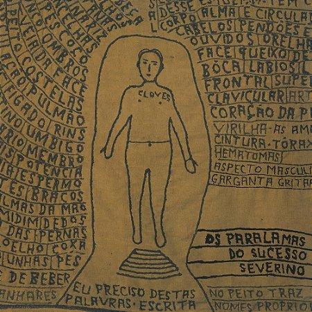 LP - Os Paralamas Do Sucesso - Severino (33 RPM) (Novo Lacrado)
