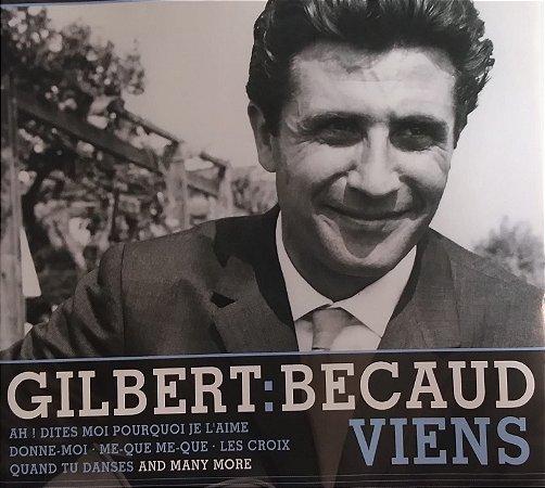 CD - Gilbert Bacaud: Viens (IMP)