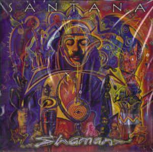 CD - Santana - Shaman ( Sem Contracapa)
