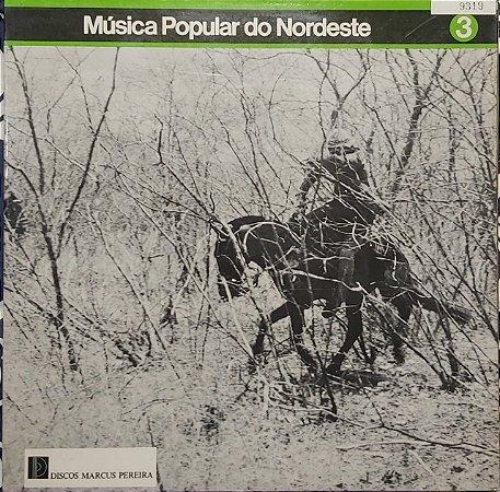 LP - Quinteto Violado - Música Popular do Nordeste 3