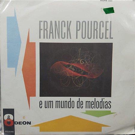 LP - Franck Pourcel - Franck Pourcel E Um Mundo De Melodias