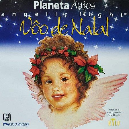 CD - Vôo Natal - Angelic Light Planeta Anjos (Vários Artistas)