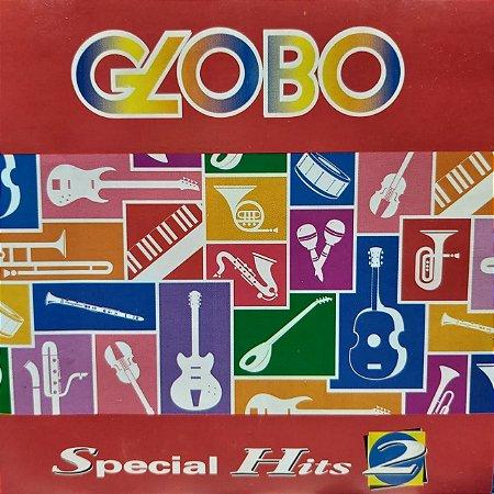 CD - Globo Special Hits 2 (Vários Artistas)